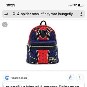 ISO! Spiderman infinity war loungefly